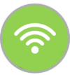Wifi-Grün